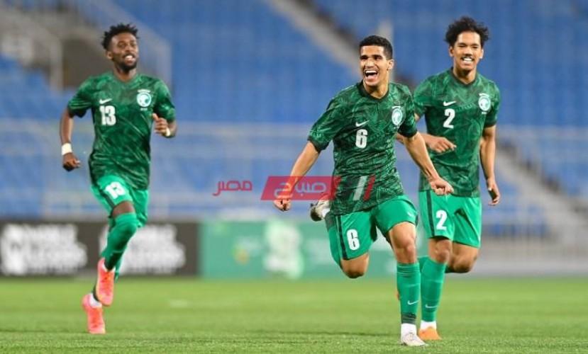 نتيجة مباراة السعودية وألمانيا أولمبياد طوكيو 2021