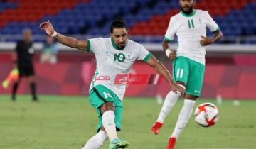 نتيجة مباراة السعودية وألمانيا أولمبياد طوكيو 2020