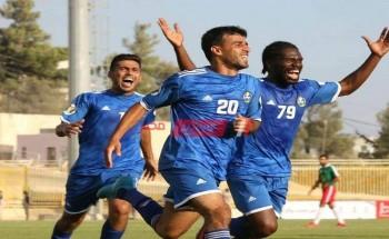 نتيجة مباراة السلط والبقعة الدوري الأردني