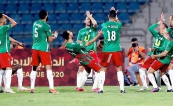 نتيجة مباراة الوحدات والجزيرة الدوري الأردني