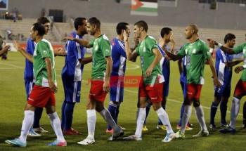 نتيجة مباراة الوحدات والرمثا الدوري الأردني