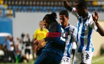 نتيجة مباراة بيراميدز وإنبي الدوري المصري