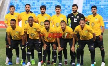 نتيجة مباراة سحاب والحسين إربد الدوري الأردني