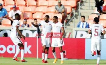 أهداف مباراة قطر وأمريكا الكأس الذهبية 1-0