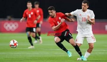 نتيجة مباراة مصر والأرجنتين أولمبياد طوكيو 2021