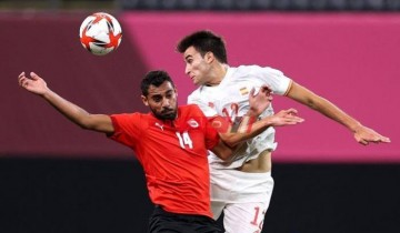 نتيجة مباراة مصر والأرجنتين أولمبياد طوكيو 2020