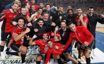 نتيجة مباراة مصر والبرتغال كرة اليد أولمبياد طوكيو 2021