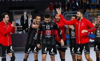 نتيجة مباراة مصر والدانمارك كرة اليد أولمبياد طوكيو 2020
