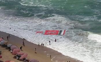 مصرع طفل غرقا في شاطئ الهانوفيل بمحافظة الإسكندرية