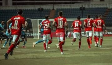 موسيماني يرفض إراحة لاعبي الأهلي بعد التعادل أمام البنك