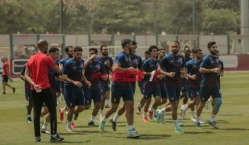 تفاصيل جلسة موسيماني مع لاعبي الأهلي