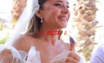 نيللي كريم تحفتل بعيد ميلاد زوجها هشام عاشور … بهذه الطريقة