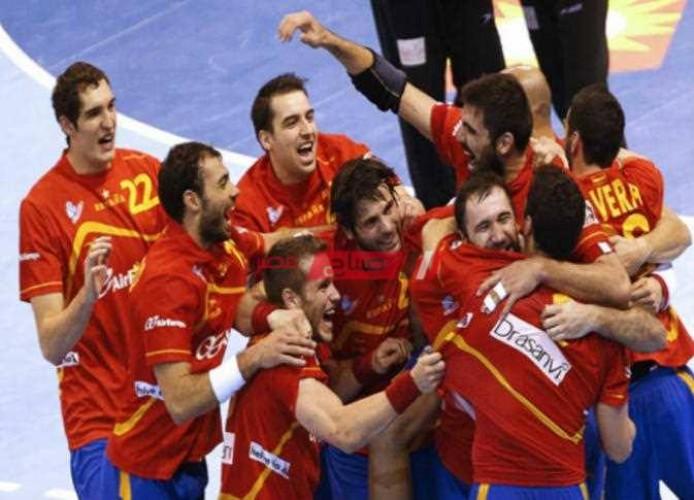 نتيجة مباراة إسبانيا والدانمارك كرة اليد أولمبياد طوكيو 2020