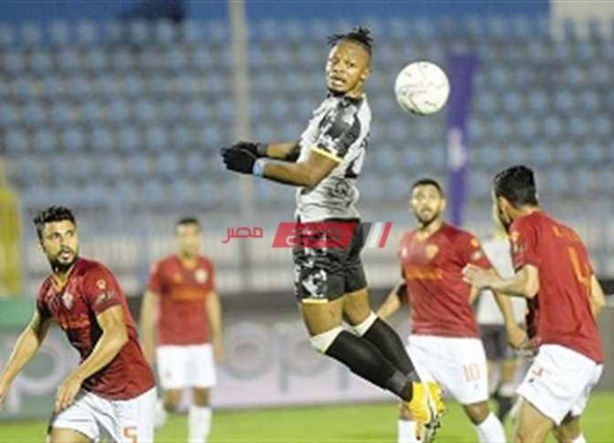 نتيجة مباراة الأهلي وسيراميكا الدوري المصري