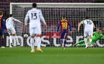 نتيجة مباراة برشلونة ويوفنتوس