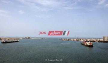 ميناء دمياط يعلن تصدير 8400 طن يوريا و 17750 طن فوسفات