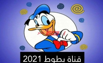 تردد قناة بطوط كيدز الجديد 2021Batoot kids HD على قمر نايل سات
