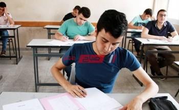 نتيجة امتحانات الثانوية العامة الدور الثاني علمي وأدبي 2021