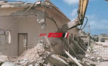 أحياء الإسكندرية تشن حملات مكبرة لإزالة التعديات علي أراضي الدولة