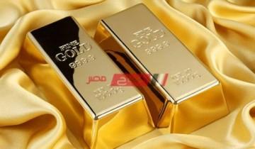 أسعار الذهب اليوم السبت  23-10-2021 فى مصر