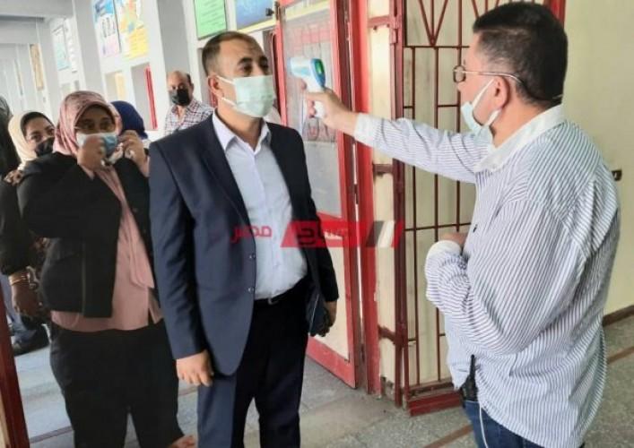 انطلاق المقابلات الشخصية لشغل وظائف إدارية بتعليم الإسكندرية