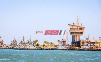 تصدير 70 الف طن من الغاز المسال الى الصين عبر ميناء دمياط