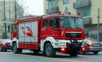 نشوب حريق محدود في مستشفى كفر سعد بدمياط وانتقال الحماية المدنية