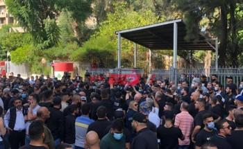 احتجاجات وقتلى وجرحى وسط العاصمة بيروت .. ماذا يحدث ؟