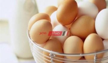 وزارة التموين تعلن انخفاض فى أسعار البيض نهاية الأسبوع الجاري… تعرف على الأسعار