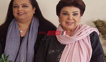 أميرة مختار تهنئ الجمهور من خلال حساب والدتها رجاء الجداوي بالمولد النبوي