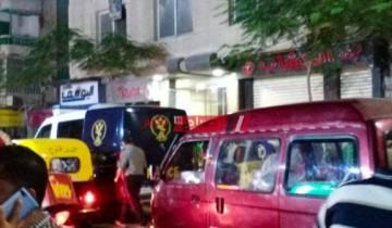 سقوط فتاة من الدور الـ 16 شرق محافظة الإسكندرية