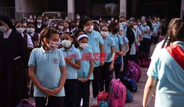 موعد امتحانات الترم الاول 2022 جميع المراحل التعليمية ابتدائي وإعدادي وثانوي وجامعات