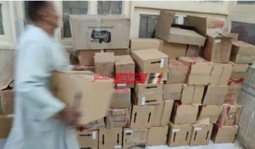 ضبط 2521 عبوة أدوية غير مرخصة بشقة يديرها طالب فى سوهاج