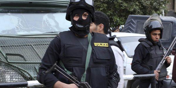 القبض على عصابة تنقب عن الآثار بجوار محطة سكة حديد الإسكندرية