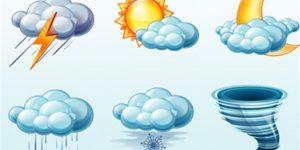 إنخفاض درجات الحرارة
