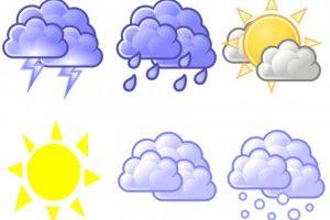 الأرصاد.. هطول أمطار بالسواحل الشمالية يوم غداً الأثنين