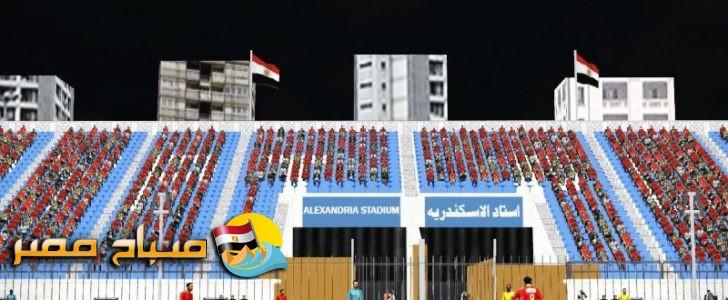 توافد الجماهير لحجز تذاكر مباراة مصر والكونغو بستاد الاسكندرية