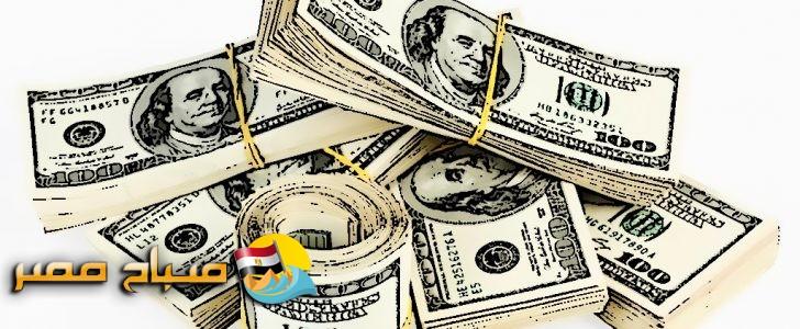 اسعار الدولار فى البنوك والسوق السوداء اليوم الجمعة 2017\10\6
