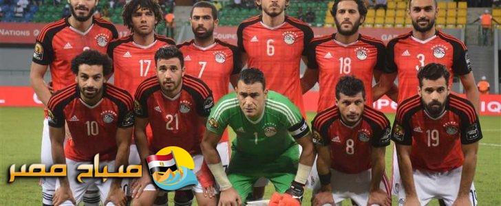 الرئيس عبد الفتاح السيسى يستقبل المنتخب الوطنى بقصر الاتحادية بعد تأهله للمونديال