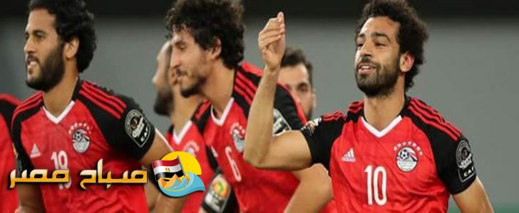 نتيجة وملخص الشوط الاول من مباراة مصر والكونغو