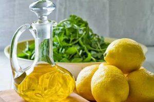 وصفة الليمون الحامض مع زيت الزيتون للحماية من الأمراض