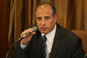 محافظ الإسكندرية يؤكد لا زيادة فى سعر الرغيف والدولة تتحمل فرق قيمة السولار للمخابز