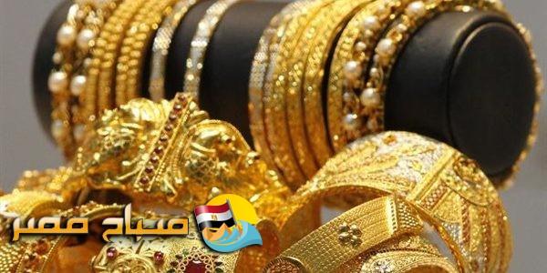 اسعار الذهب فى مصر اليوم الجمعة 18-5-2018