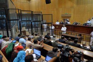 الحكم بالإعدام على قاتلى طفل الخصوص بمحافظة القليوبية