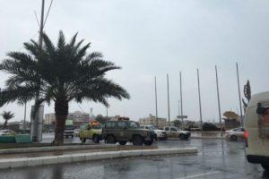 تقلبات جوية تشهدها المملكة من اليوم الاثنين 20 نوفمبر وحتى الخميس القادم