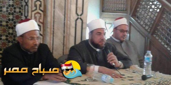 وضع كاميرات مراقبة على المساجد والأضرحة بالإسكندرية