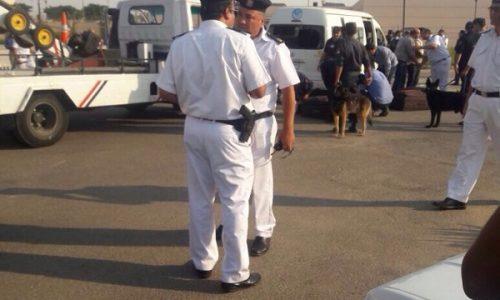 مصرع سيدة وإصابة 6 آخرين فى حادث تصادم سيارتين بطريق الإسكندرية الصحراوي