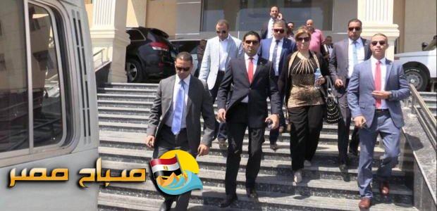 انتهاء التحقيقات مع سعاد الخولي فى قضية الرشوة بالاسكندرية