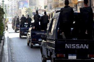 حملة أمنية بمنطقة أبو النمرس لتطهير البؤر الإجرامية