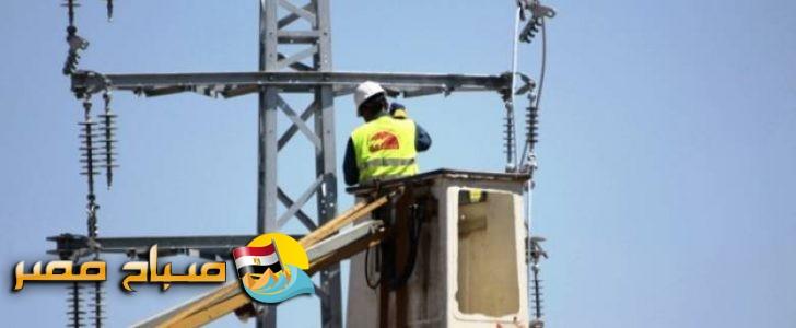 حملات بحي الجمرك على سارقي الكهرباء بالاسكندرية